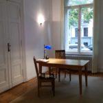 Bild vom Behandlungsraum der Praxis Renate Ilg TCM Berlin
